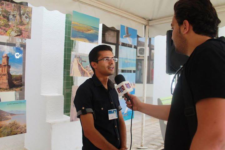 Exposition en 2014 TBN