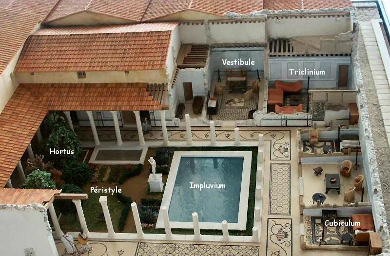 La Tunisie romaine, architecture et urbanisation