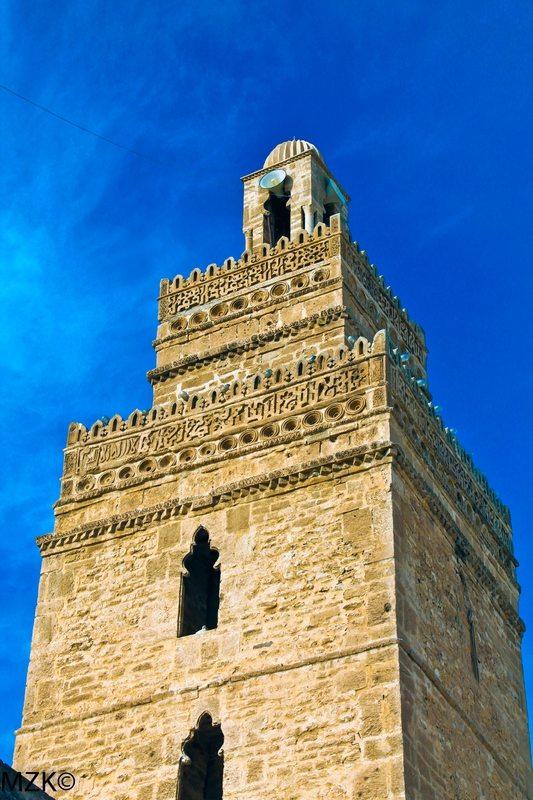 Grande mosquée Sfax  الجامع الكبير صفاقس