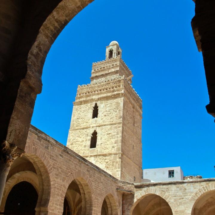 La grande mosquée de Sfax