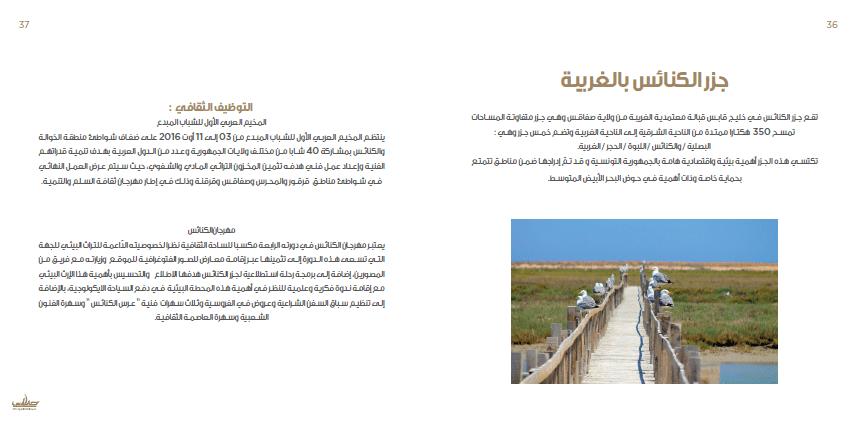 Le livre officiel de Sfax Capitale de la Culture Arabe