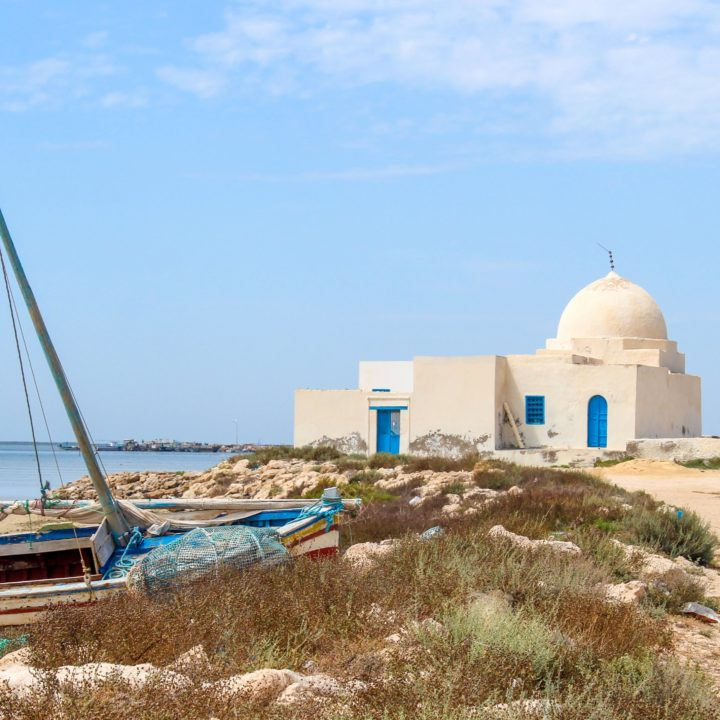 Quand l'Afrique du Nord Illustrée parle de Kerkennah