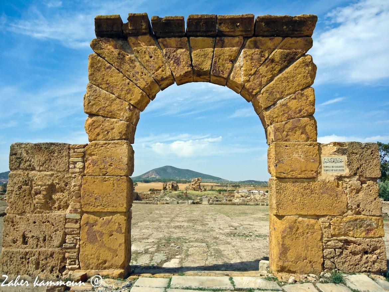 Le sanctuaire de Caelestis