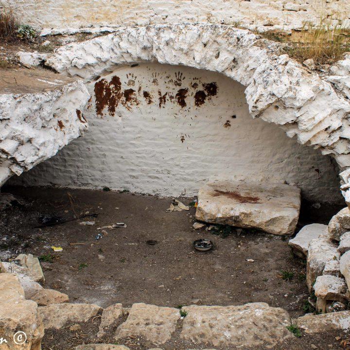 Le sanctuaire de Lalla Mokhola