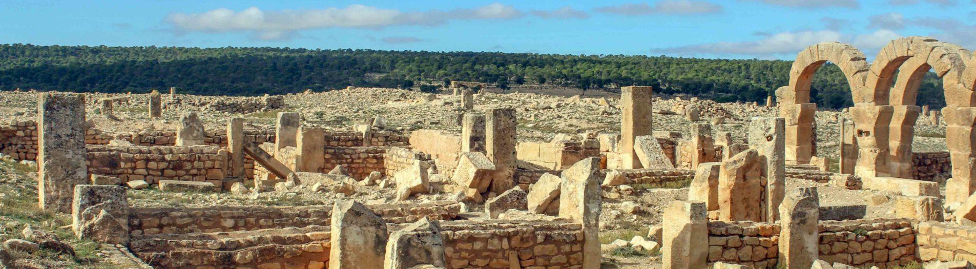 El Gousset, une ville vandale en Tunisie