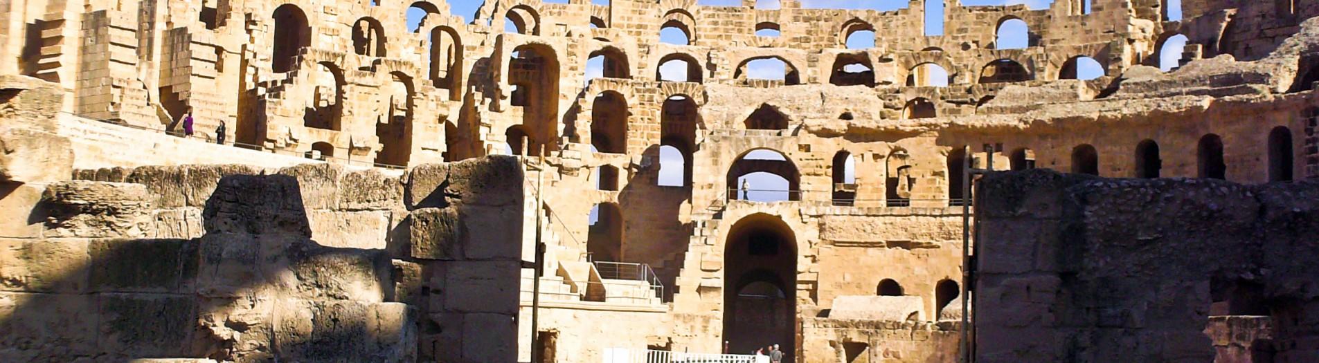 El Jem, le site et le musée