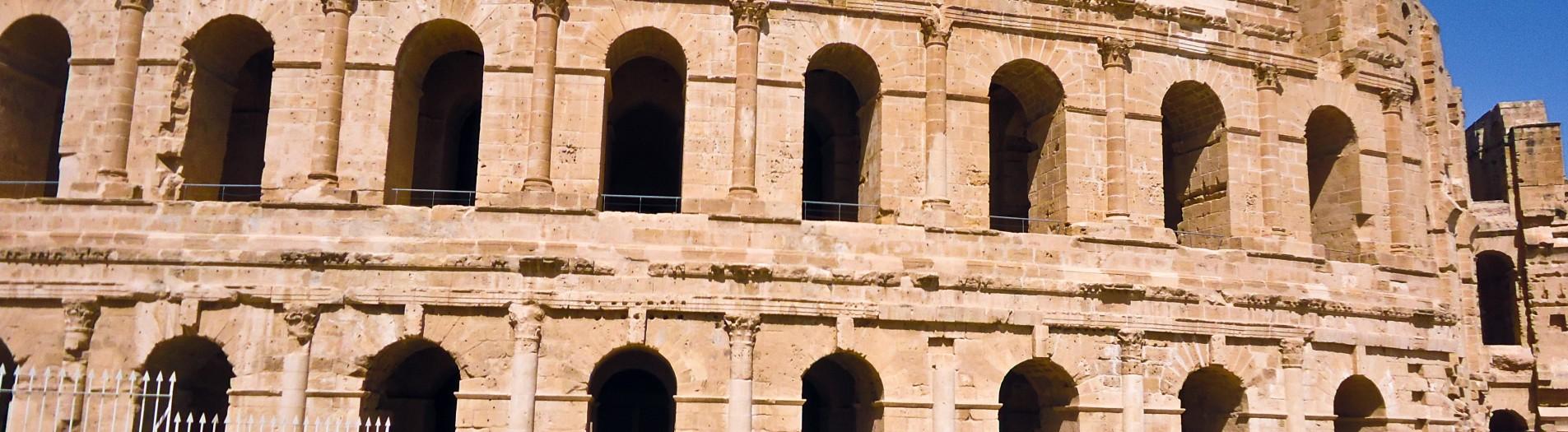 المسرح الروماني بالجم