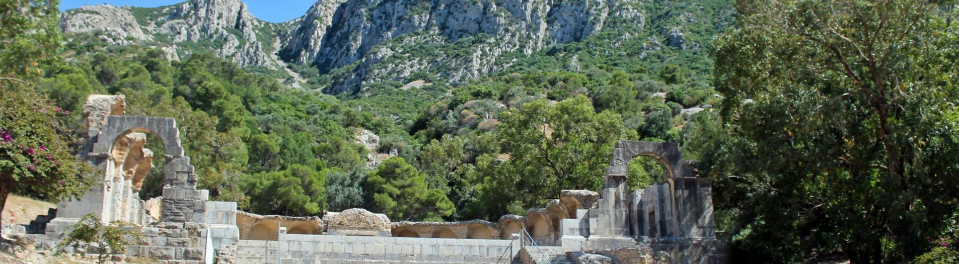 Zaghouan et ses environs