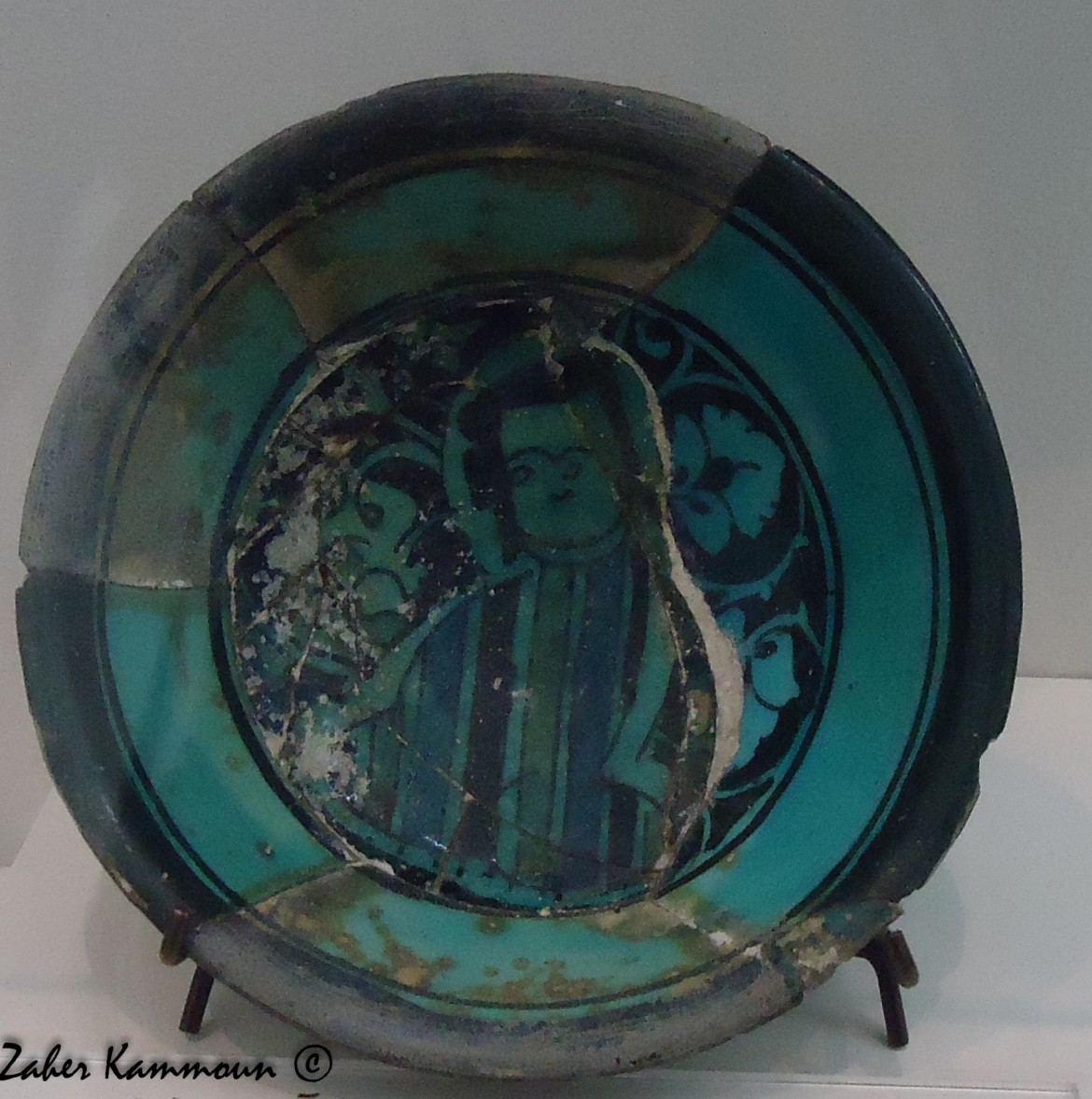 Céramique fatimide