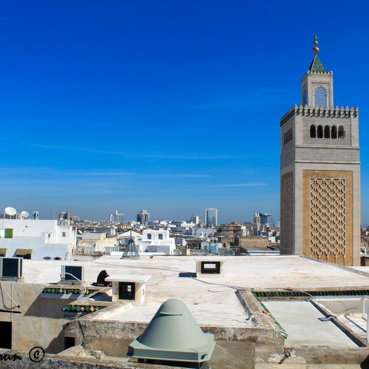 10 mosquées Tunisiennes