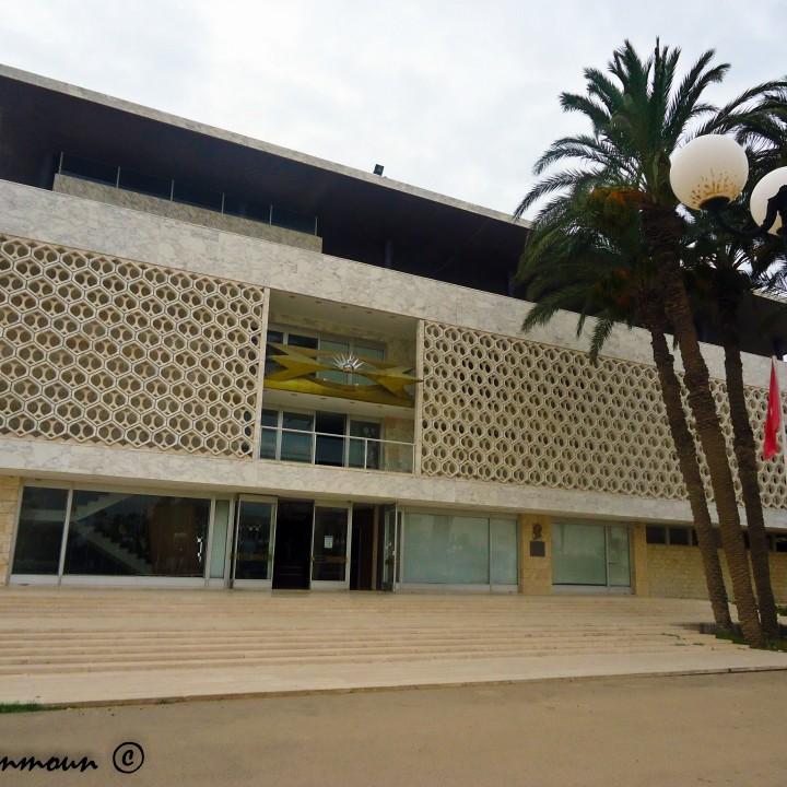 Musée Habib Bourguiba  Palais de Skanès