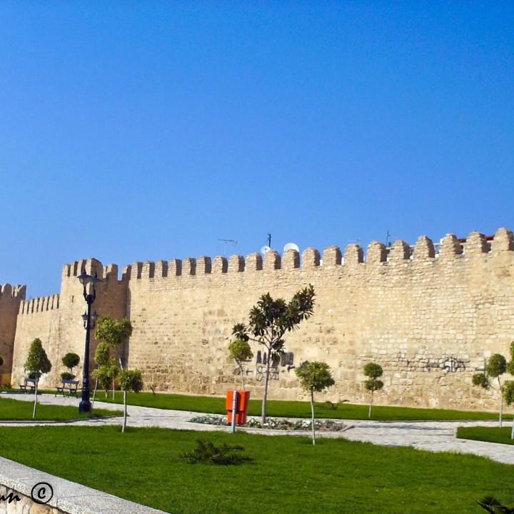 Les monuments de Sousse