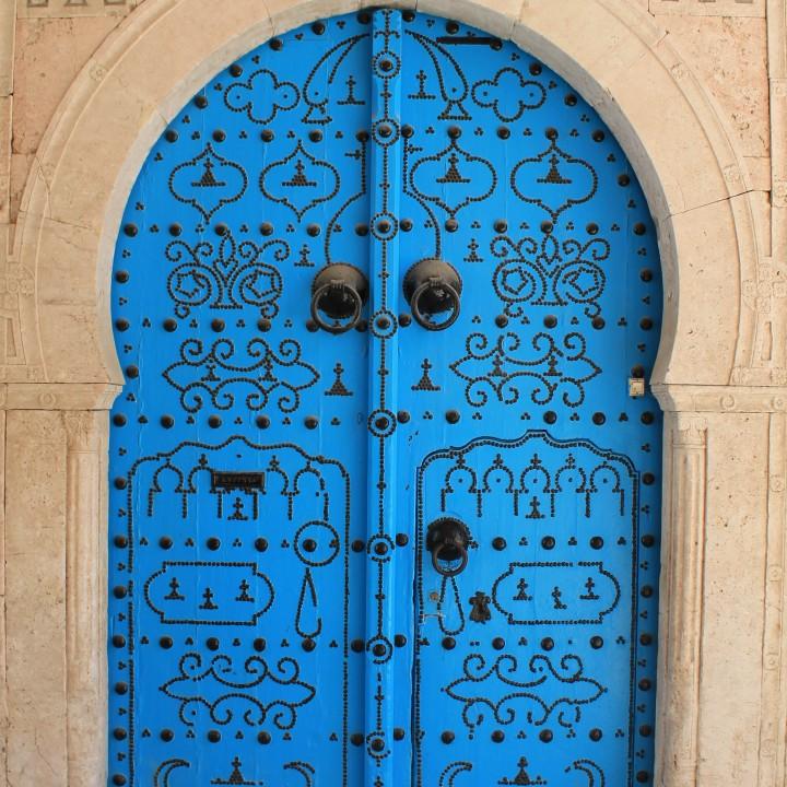 La médina de Tunis dans les vidéos