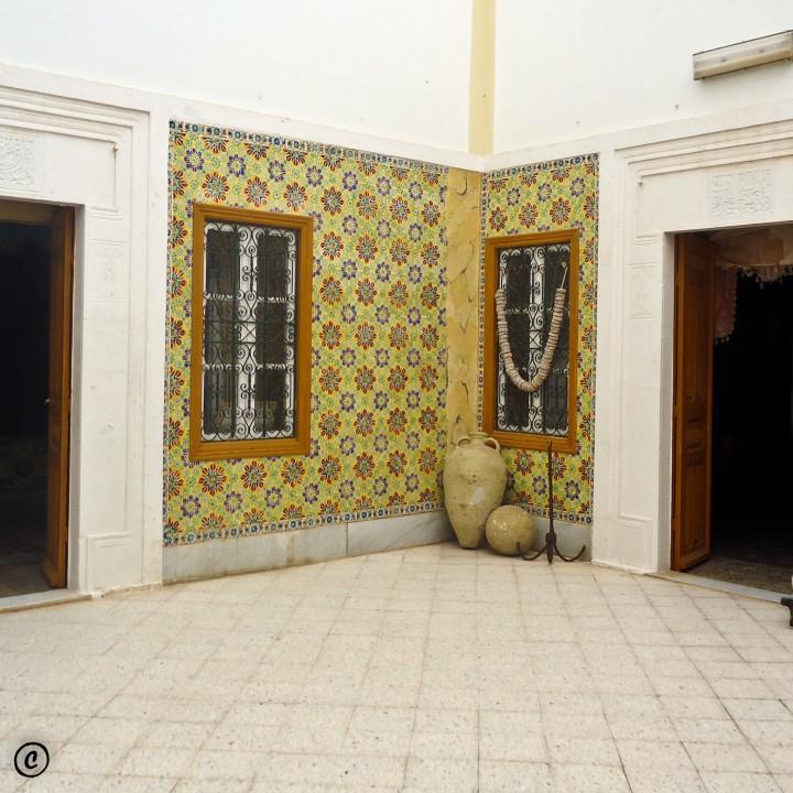 Musée Dar Sghir Mahdia Dar Sghir Museum