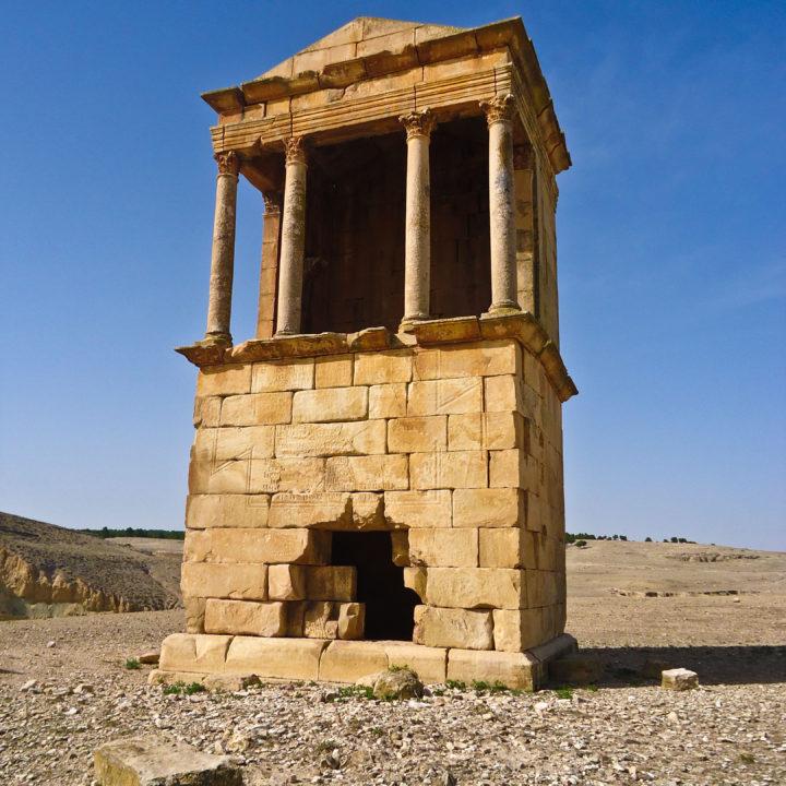 La cité des morts dans la Tunisie romaine et les mausolées romains