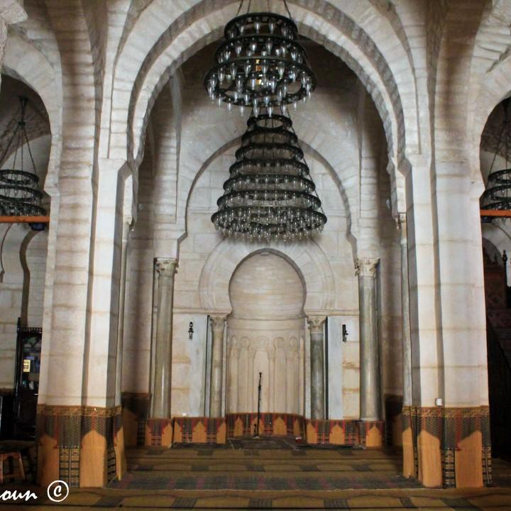 La Grande Mosquée de Sousse الجامع الكبير بسوسة