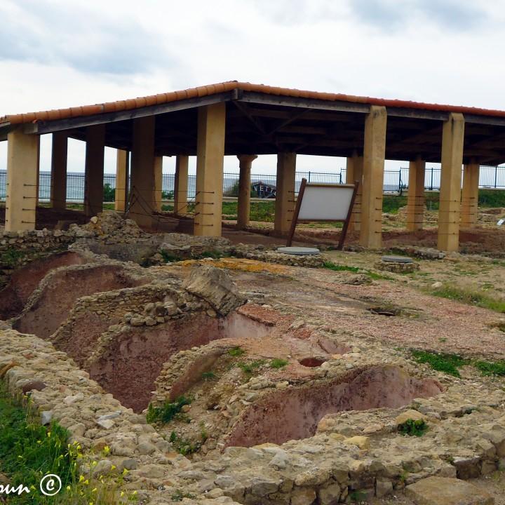 Le site archéologique Neapolis
