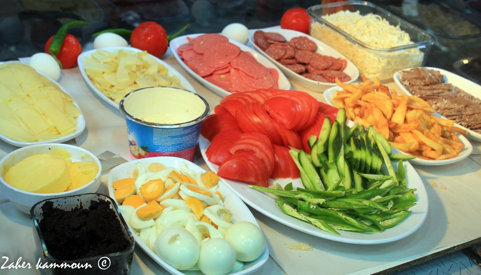 Zaher kammoun la cuisine turque - Cuisine turc traditionnel ...