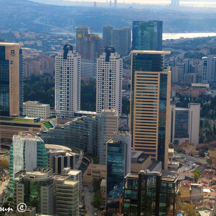 Istanbul du haut