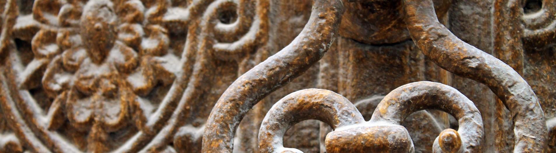 Des anneaux et des heurtoirs de la médina de Sfax