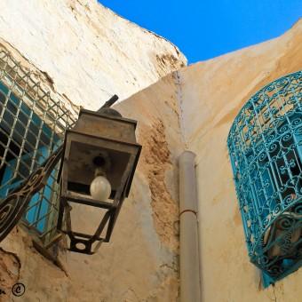 Des fenêtres de la médina de Sfax