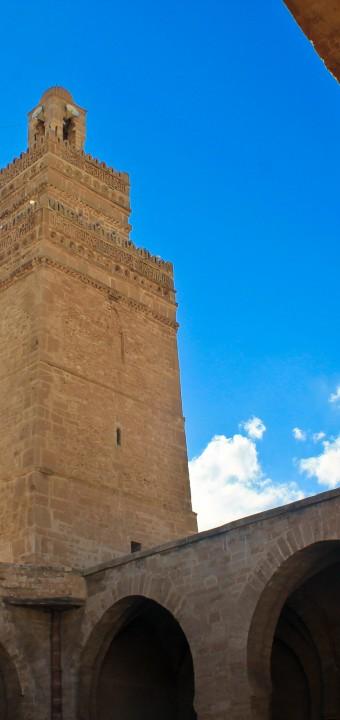 La grande mosquée de Sfax الجامع الكبير بصفاقس