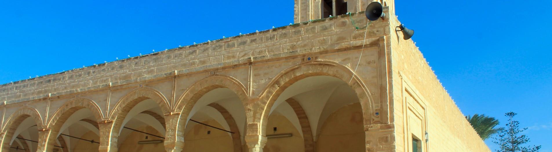 La grande mosquée de Monastir