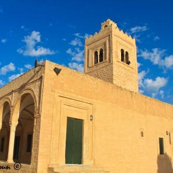 La grande mosquée de Monastir الجامع الكبير بالمنستير