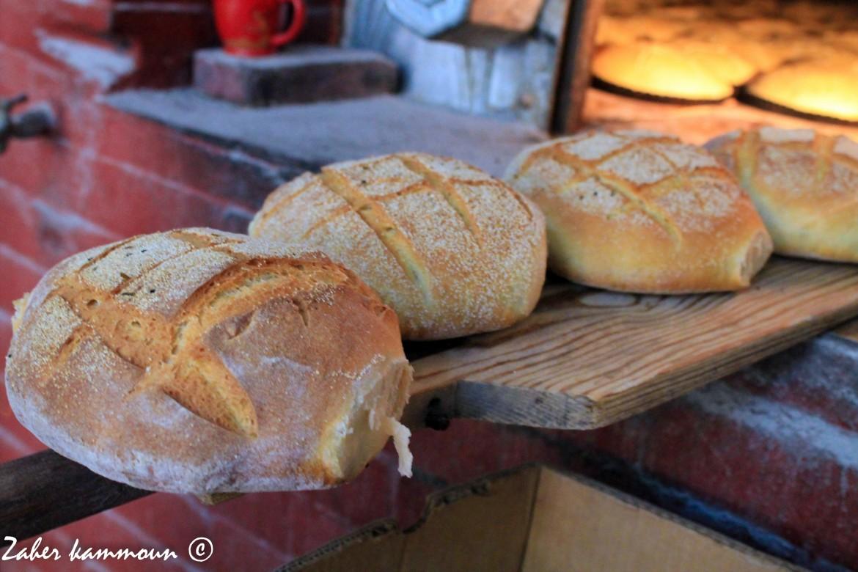 الخبز جاهز