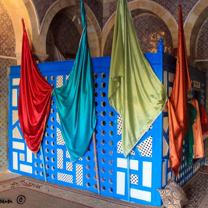 Le mausolée Sidi Mezri Monastir مقام سيدي المازري بالمنستير