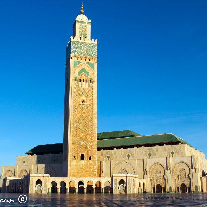 Mosquée Hassan II (Maroc)