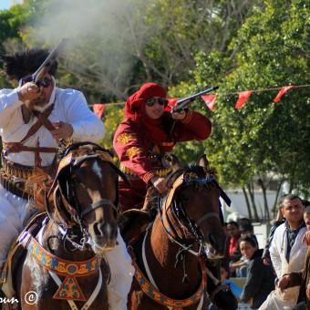 Des cavaliers à Sfax