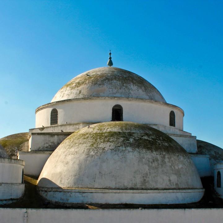 La mosquée de Mohamed Bey (mosquée Sidi Mehrez)
