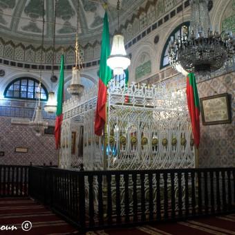 Le mausolée de Sidi Mehrez