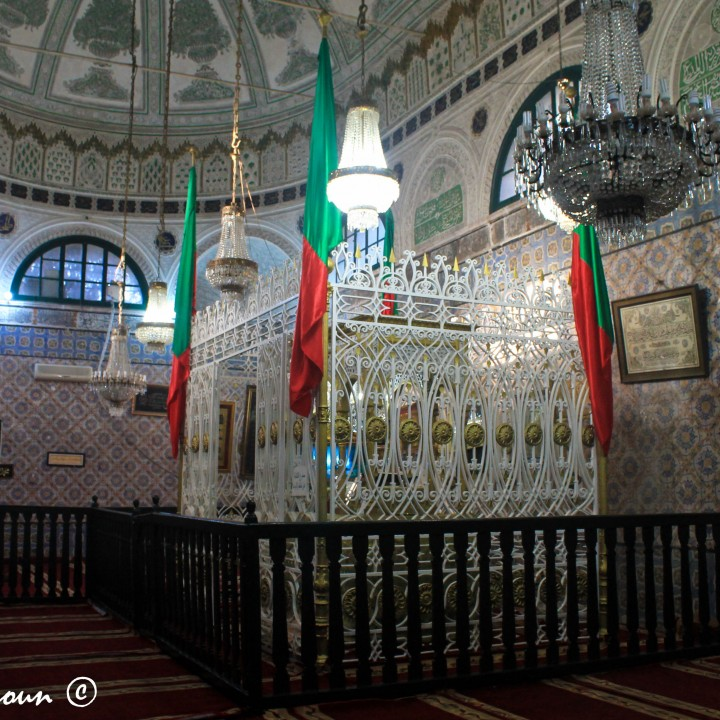 Le mausolée Sidi Mehrez