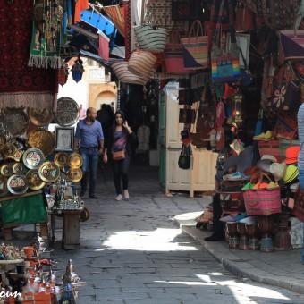 Souks de Tunis أسواق مدينة تونس