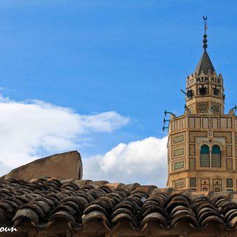 La grande mosquée de Testour الجامع الكبير بتستور