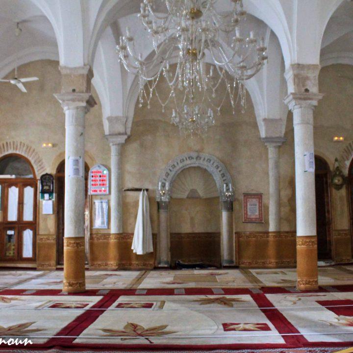 La mosquée Hanéfite de Testour الجامع الحنفي بتستور