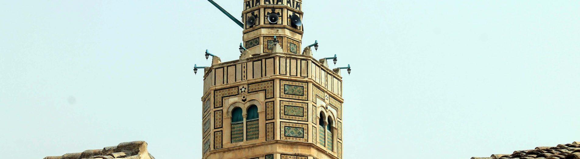 La grande mosquée de Testour