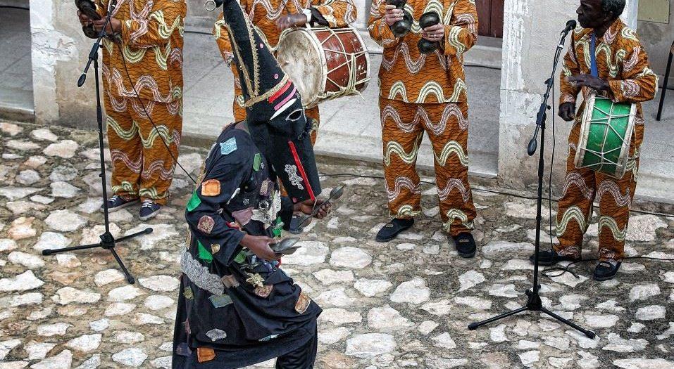 أغاني الزنوج في تونس أو السطمبالي