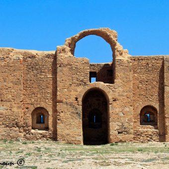 Le fort d'Younga برج يونقا