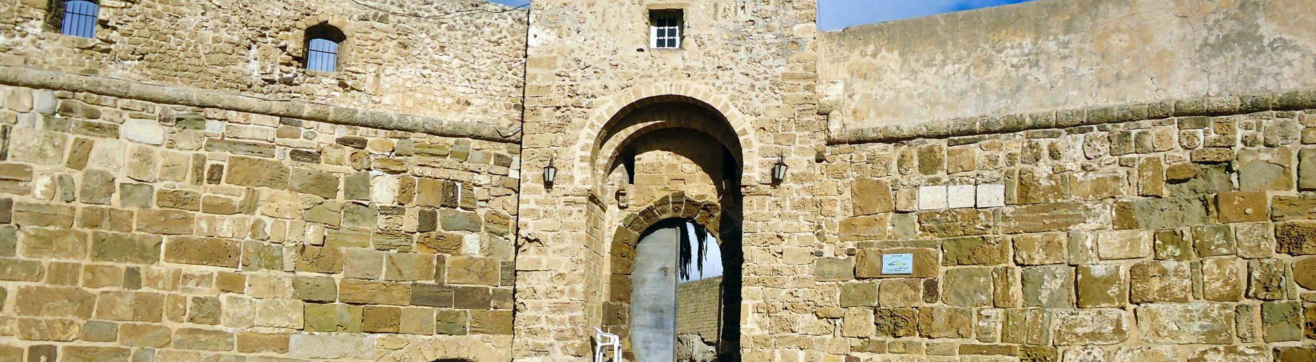 Le fort des andalous de Bizerte
