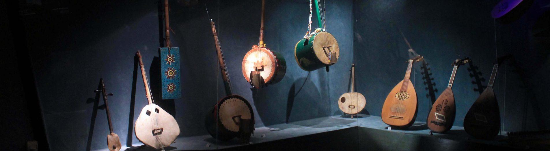 آلات موسيقية من تونس
