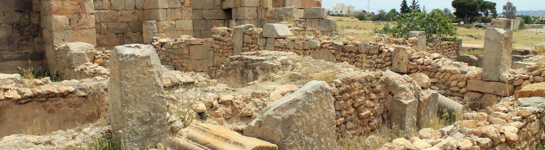 Sur la trace des byzantins en Tunisie