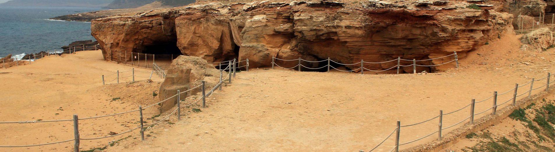 Les grottes d'Haouaria