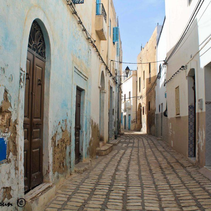 La médina de Sousse مدينة سوسة