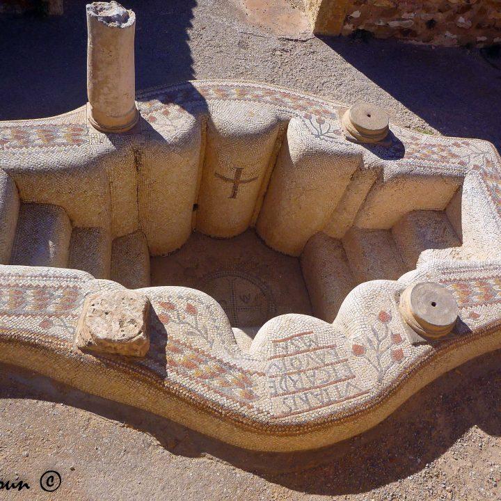 Quelques baptistères de la Tunisie