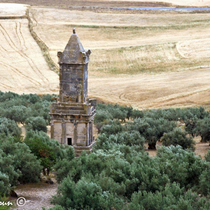 Le mausolée libyco-punique de Dougga