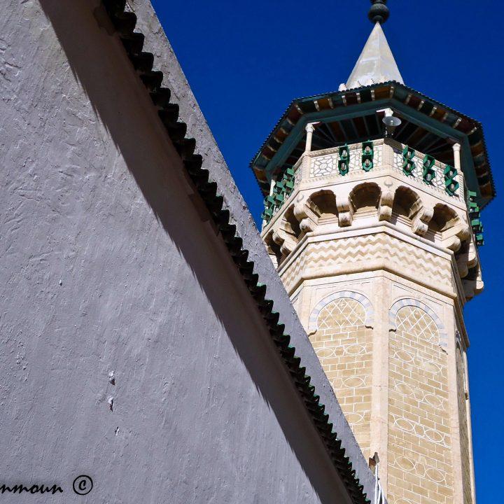 Mosquée des teinturiers جامع الصباغين