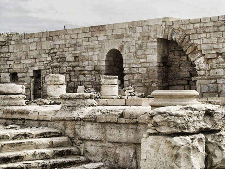 الموقع الأثري زاما